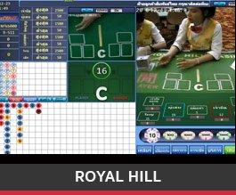 royal hill casino
